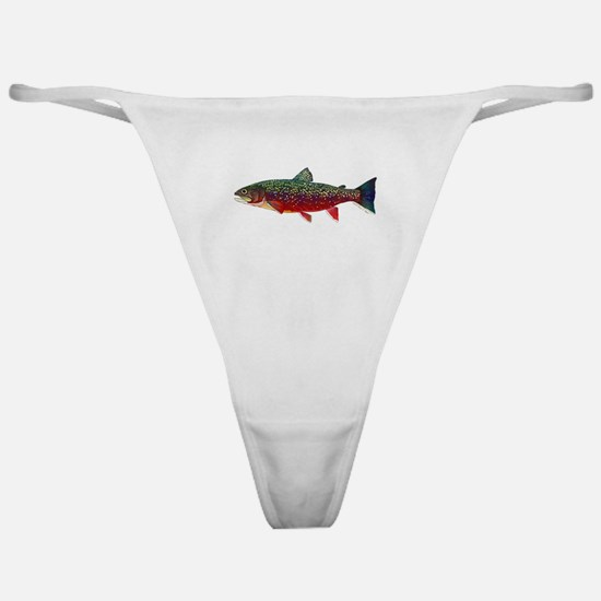 Brook Trout v2 Classic Thong