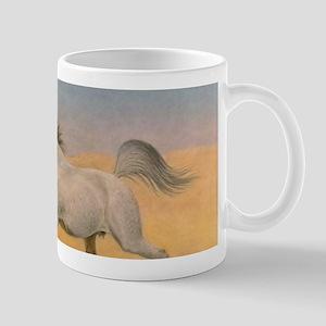 Arab Mare and Foal Mugs