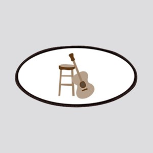 Guitar and Stool Patches