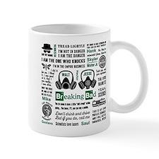 Breaking Bad Quotes Mugs