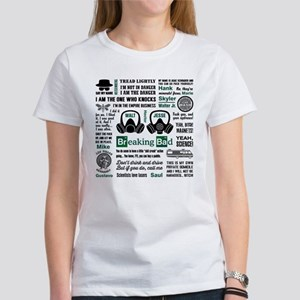 Breaking Bad Quotes T-Shirt