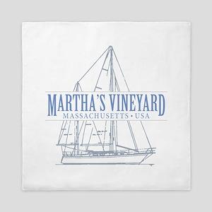 Martha's Vineyard - Queen Duvet