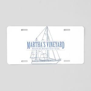 Martha's Vineyard - Aluminum License Plate