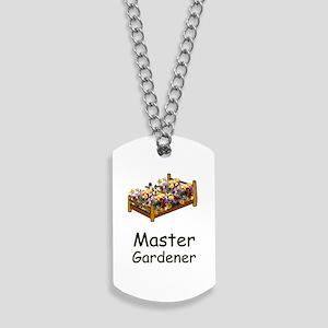 Master Gardener Dog Tags