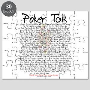 Poker Talk Puzzle