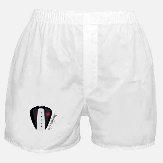New Years Eve Boxer Shorts