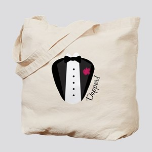 Dapper Tux Tote Bag