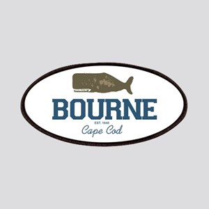 Bourne - Cape Cod. Patches