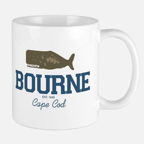 Bourne - Cape Cod. Mug