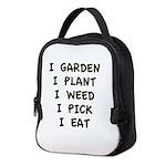 I Garden Neoprene Lunch Bag