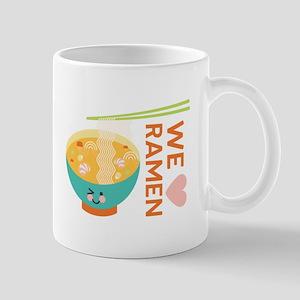 We Love Ramen Mugs