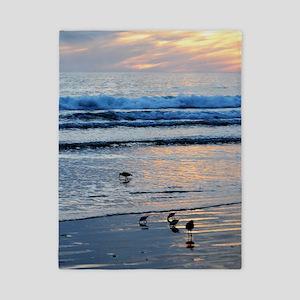 Malibu Sunset Twin Duvet