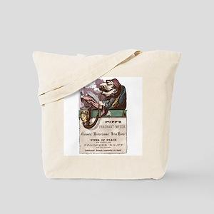 vint-adv-pipe Tote Bag