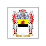 Heaney Square Sticker 3
