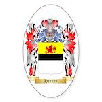 Heaney Sticker (Oval)