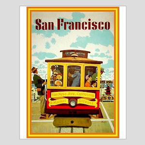San Francisco Small Poster