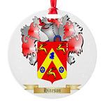 Hineson Round Ornament