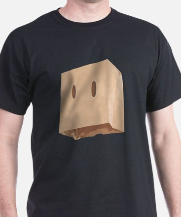 Paper Bag Mask Brown bag T-Shirt