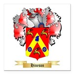 Hineson Square Car Magnet 3