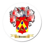 Hineson Round Car Magnet
