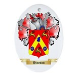 Hineson Ornament (Oval)