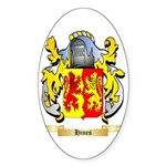 Hines Sticker (Oval 50 pk)