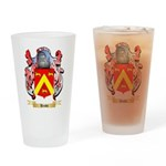 Hinds Drinking Glass
