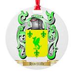 Hinchliffe Round Ornament