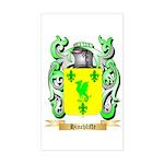 Hinchliffe Sticker (Rectangle)