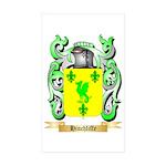 Hinchliffe Sticker (Rectangle 10 pk)