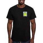 Hinchliff Men's Fitted T-Shirt (dark)