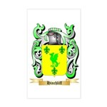 Hinchliff Sticker (Rectangle)