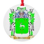 Hinchey Round Ornament