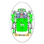 Hinchey Sticker (Oval)