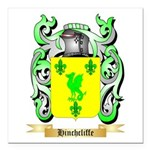 Hinchcliffe Square Car Magnet 3
