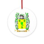 Hinchcliffe Ornament (Round)