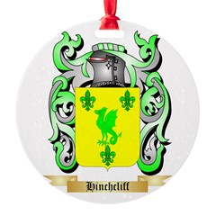 Hinchcliff Ornament