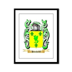 Hinchcliff Framed Panel Print