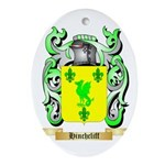Hinchcliff Ornament (Oval)