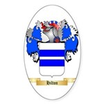 Hilton Sticker (Oval 50 pk)