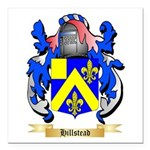 Hillstead Square Car Magnet 3