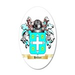 Hillier 20x12 Oval Wall Decal