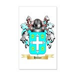 Hillier 20x12 Wall Decal