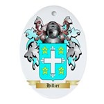 Hillier Ornament (Oval)