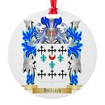 Hilliard Round Ornament