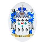 Hilliard Ornament (Oval)