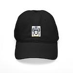 Hillery Black Cap