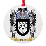 Hillery Round Ornament