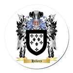 Hillery Round Car Magnet