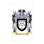 Hillery Sticker (Rectangle 50 pk)